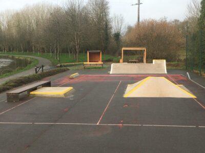 évran skatepark