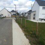 plerguer lotissement privé clôtures