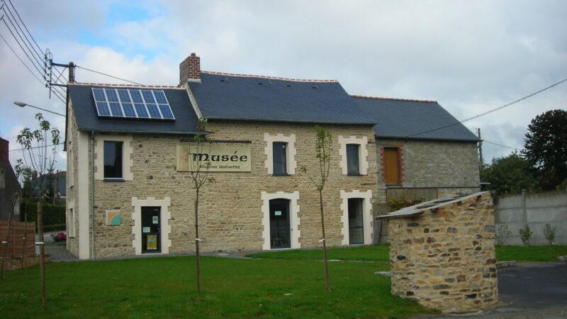 Le Sel-de-Bretagne Musée Aulnette