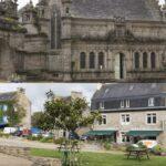 Saint-Tégonnec Loc-Éguiner - bourg